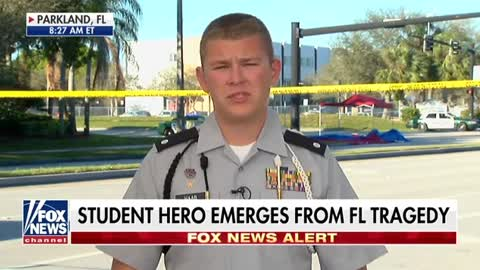 Until Gun Control Is Enacted, Fla. JROTC Student Is Advocating for Arming Responsible Teachers