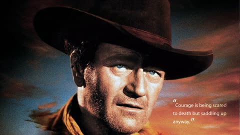 John Wayne Describes Liberals Perfectly