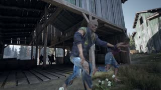 Days Gone - World Video Series Fighting To Survive Trailer