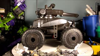 CiiC Erector Gears of War Centaur - Video