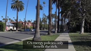 How Poor communities are hurting from California's global warning plan - Video