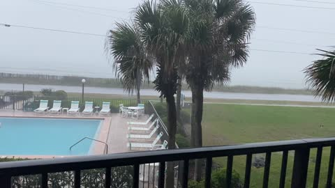 Lightning Makes Family Recosider Moving to Florida