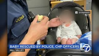 Woman Face Charges After Carrying Baby Onto Highway 101 in Mill Valley