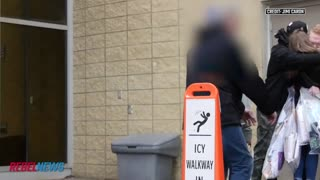 RAW FOOTAGE: Pastor James Coates released, reunites with family outside Edmonton Remand