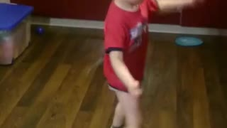 4 Years Old Boy Dance Extravaganza - Video