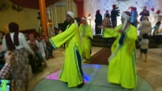 Egyptians Know How To Celebrate Their Weddings With Shows