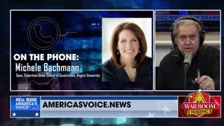 Michele Bachmann Vows to Continue Fighting Stolen Election- 'This Was a Hostile Takeover'