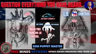 Break free of the puppet master.