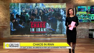 Leaked Notes from Meeting of Iran Leaders Show Uncertainty in How to Counter Anti-Regime Protests - Video