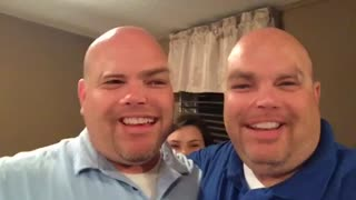 Twin face swap - Video