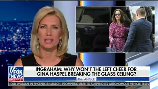 Ingraham compars media coverage of Melania, Haspel and Stormy