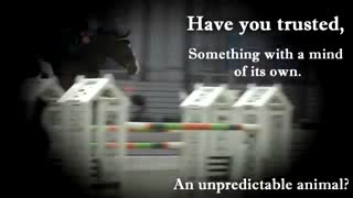 So You Think Riding Horses Is Easy? – MUST WATCH !!! - Video