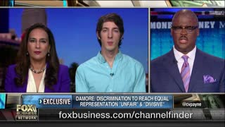 Former Google Employee Suing Company For Discrimination Against Men, Caucasions, And Conservatives! - Video