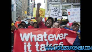 U.S. Fast-Food Workers To Strike In 270 Cities - Video