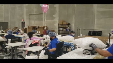 Behind the Scenes of the Making of Mike Lindell's MyPillow