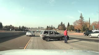 Jeep Rollover Crash - Video