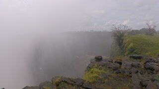 Victoria Falls - Danger Point - Video