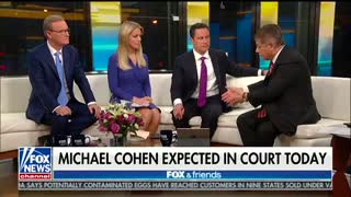 Judge Napolitano: Gov will try to paint Michael Cohen as a 'fixer' and 'dirty trickster' - Video