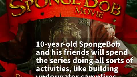 Nickelodeon Orders SpongeBob SquarePants Prequel TV Series.