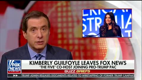 Howard Kurtz: 'Tensions' between Fox News and Kimberly Guilfoyle while negotiating departure