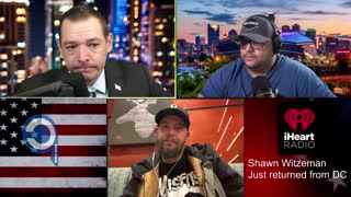 American Patriot Speaks About DC Events | PCRadio
