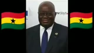Ghana 🇬🇭 President EXPOSED Covid-19, Globalist