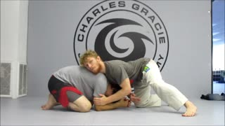 Wrestling exercises: Spin drill from front headlock  - Video