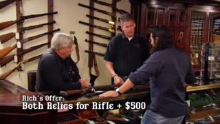 American Guns: Civil War Trading