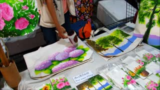 DIY Great ideas how to make paintings on bags