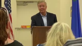 Lindsey Graham to radical leftists: 'Kiss my ass'