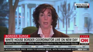 WH Border Coordinator Claims Smugglers Message Faster Than Biden