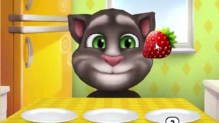 Talking Tom Song - Finger Family - Finger Family Song For Children - Video