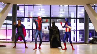Superhero Dance Routine - Video