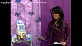 "Guest Katie Olivella on ""Inspired Blessings with Jean Marie Prince."""