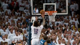 Oklahoma City Thunder Buzzer Beater Waved Off, Mavericks Tie Up Series - Video