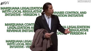 The Politics of Pot - Video