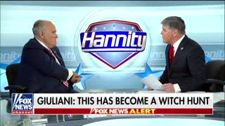 Rudy Giuliani: I'm sorry Hillary, but you're a criminal - Video