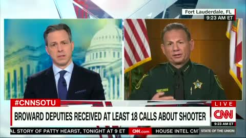 Sheriff Grilled On Responsibility For 'Red Flags' — He Responds Saying He's Been 'Amazing' Leader