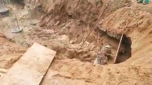 WATCH: Work grinds to a halt after skull found at KZN North Coast construction site - IOL