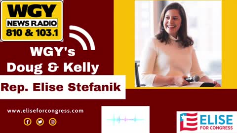 Elise Stefanik joins WGY's Doug & Kelly to discuss Cuomo's MASSIVE corruption and coverup scandal