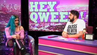 Hey Qween! BONUS: Adore Delano On Coming Out - Video