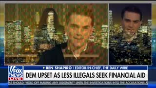 Ben Shapiro Smacks Down Kamala Harris - Video