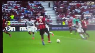 Balotelli 86th minute winner! What a goal!! - Video