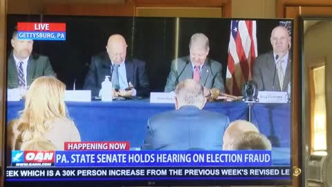 PA hearing, dont think they really listening or care