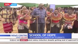 SCHOOL OF HOPE: School upgraded to boarding school
