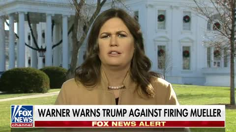 Democrats Are Freaking Out About Trump Firing Mueller — Sarah Sanders Just Ruined the Narrative