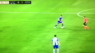 VIDEO: James Rodriguez super goal vs Espanyol