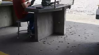 Tryout the 50 cal