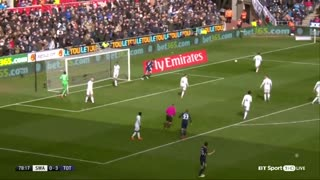 Swansea vs Tottenham 0-3 (FA Cup - Quarter-finals)17/3/2018 - Video