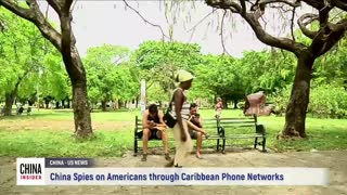 China Spies on America through Caribbean Phone Networks